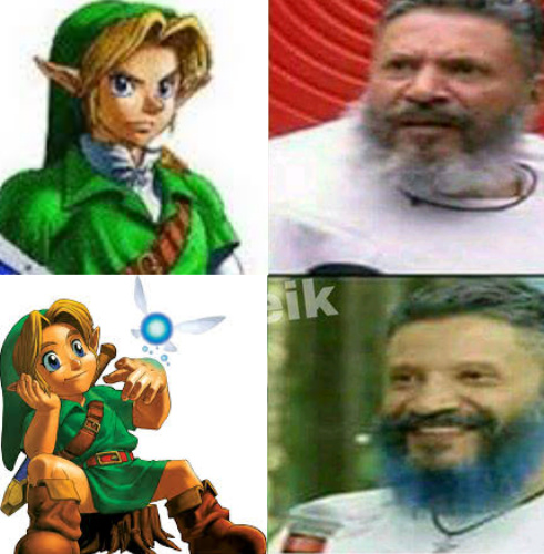 Pedofilia of Time - meme