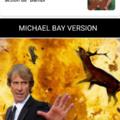 Peliculas segun Michael Bay