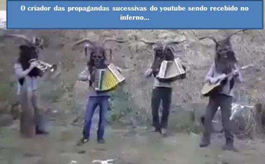 anúncio do youtube - meme
