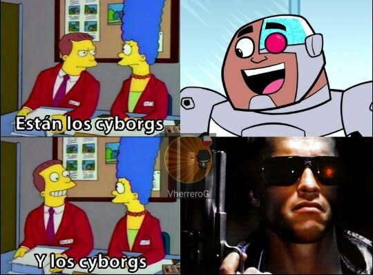 El exterminador - meme