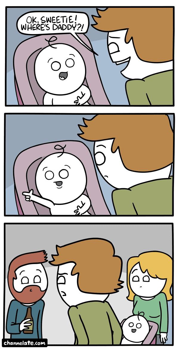 The Dad - meme