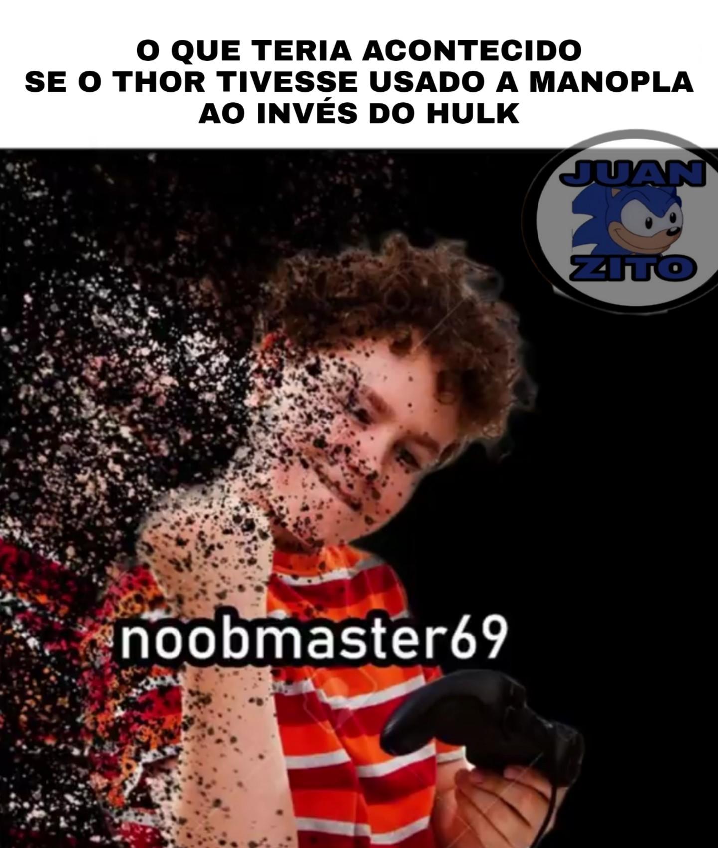 Thor gordo melhor personagem - meme