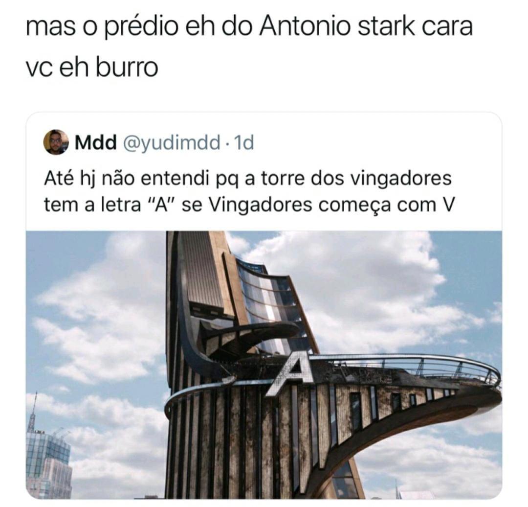 Porra Antônio - meme