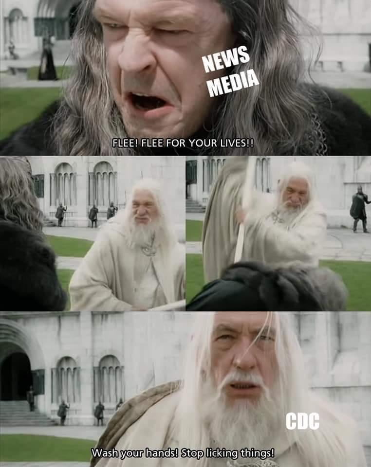 Prepare for battle - meme