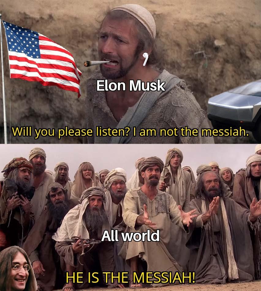 Elon chusk - meme
