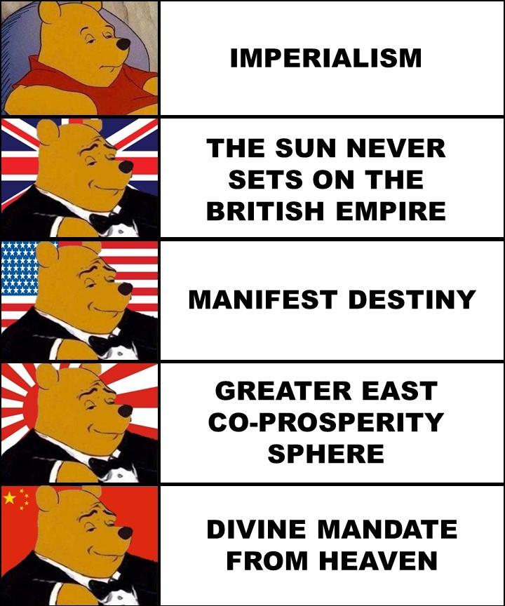 Imperialism 101..... - meme