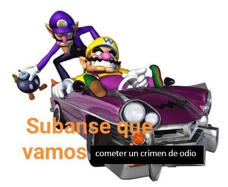 crimen - meme