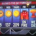 2012 forecast be like
