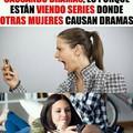 Mujeres y drama