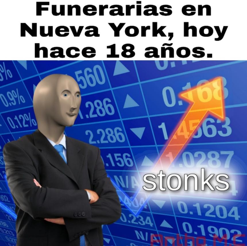 Stocks $$$$ - meme