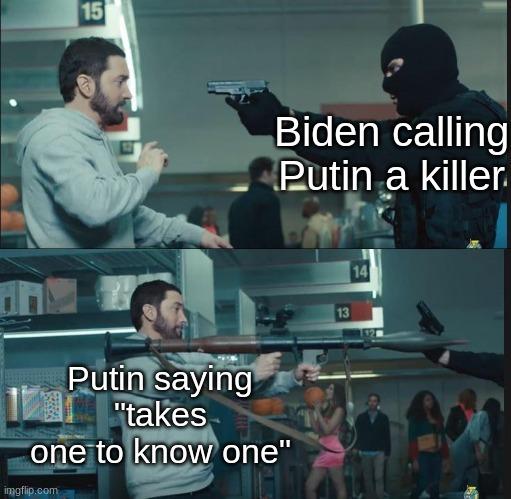 Based Putin - meme
