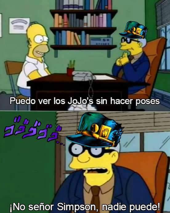 Los jojos - meme