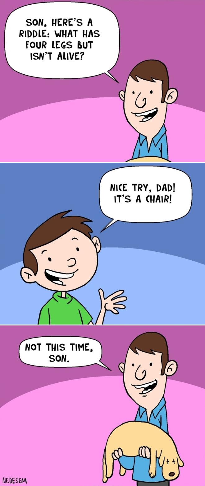 Riddle - meme