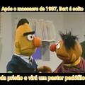 Não sei Pastor Bert