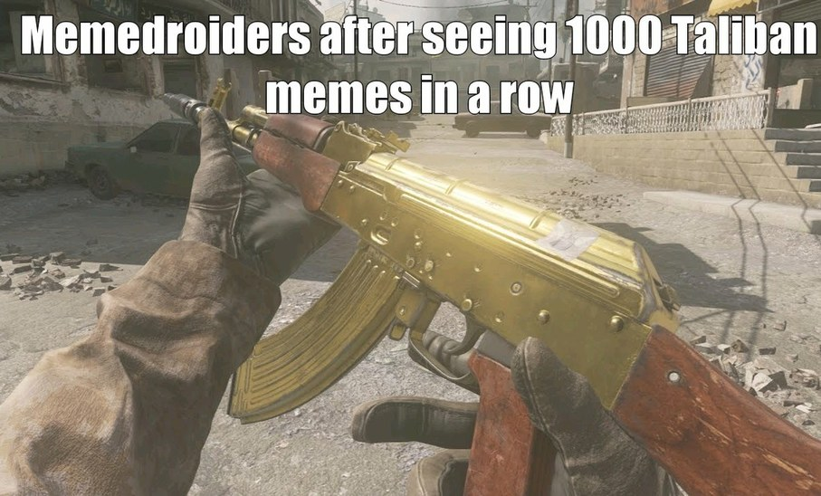 It's getting kinda boring guys lets be real - meme