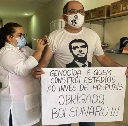 OBRIGADO PELO PÃO DE CADA DIA PRESIDENTE - meme