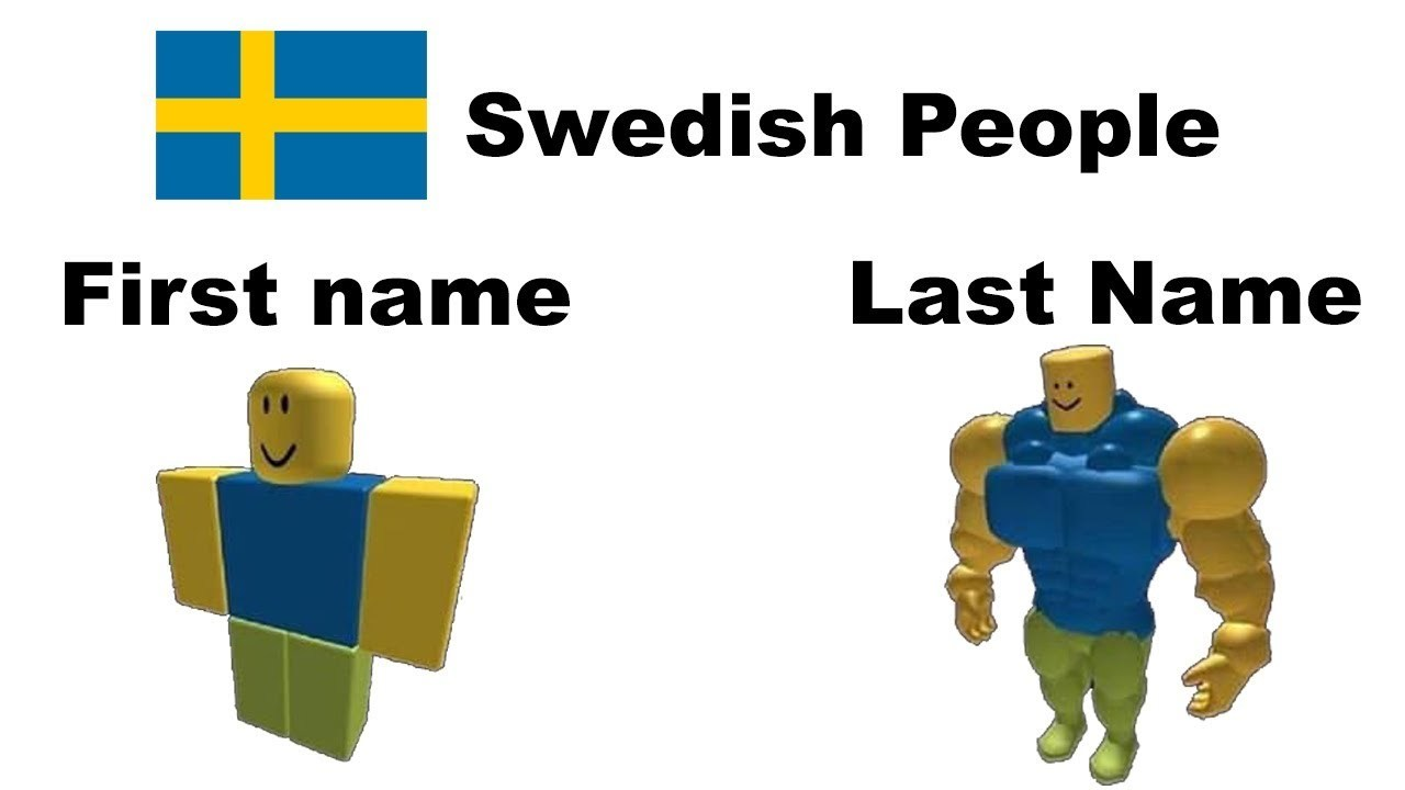 SWEDE - meme