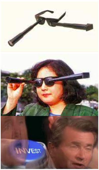 The All Seeing Eye - meme