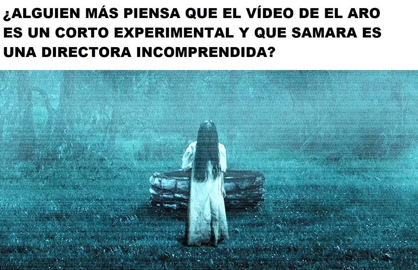 cine experimental - meme