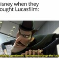 I want star wars to be good again