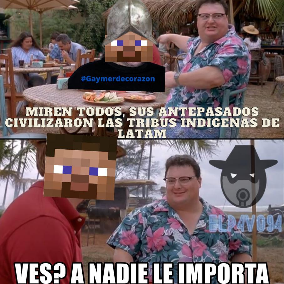Español promedio cuando se quedan sin argumentos - meme