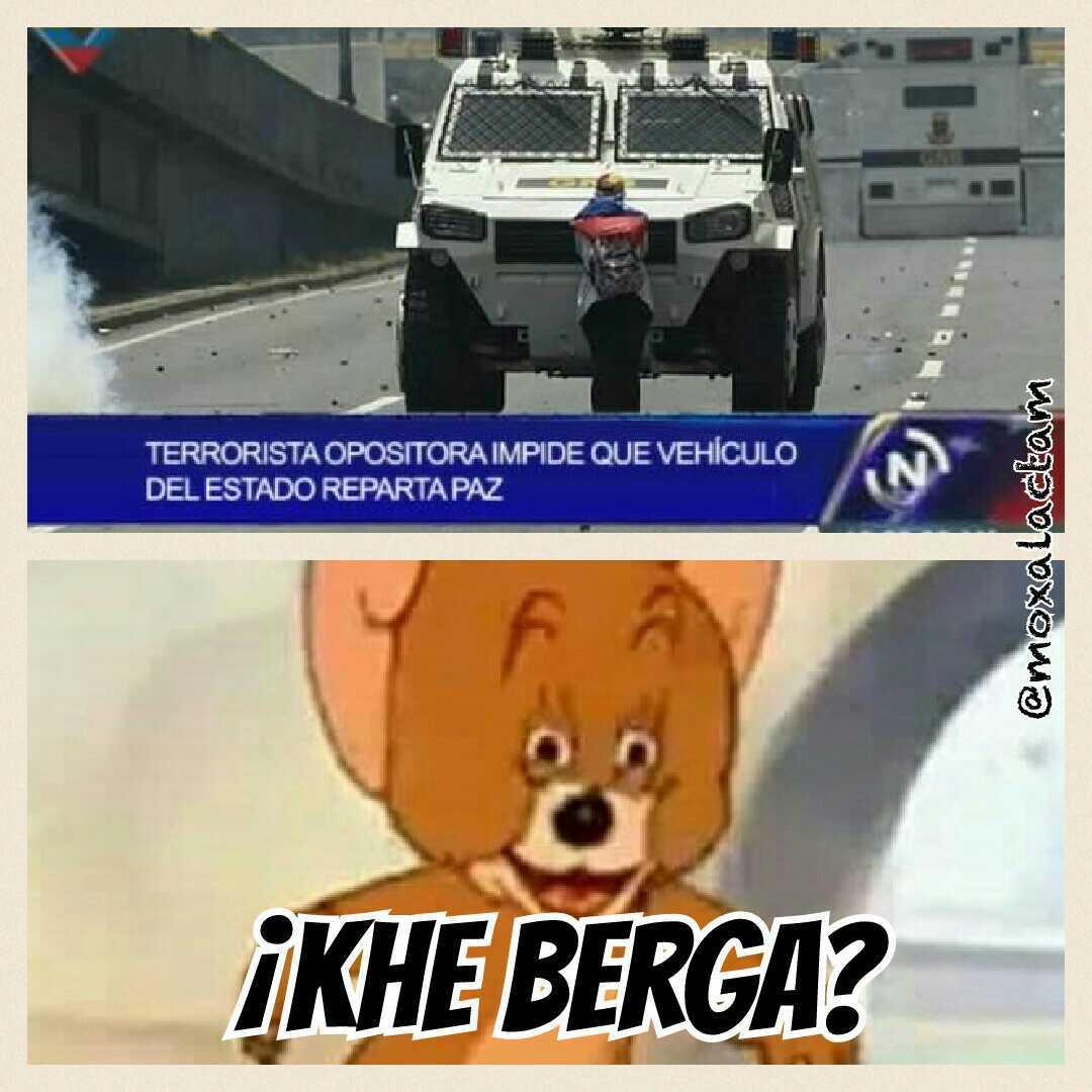 Me dueles, Venezuela :( - meme