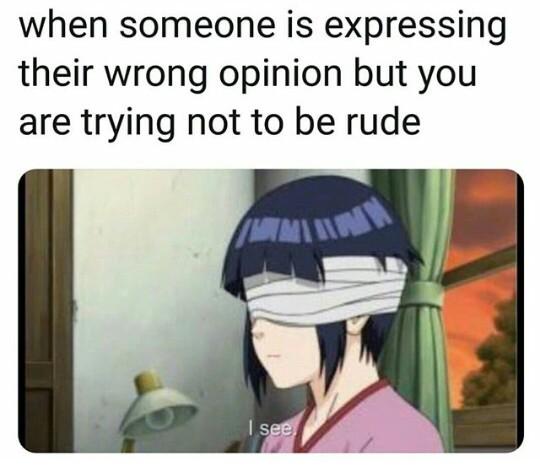I do see! - meme