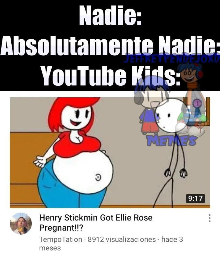 Youtube me lo recomendó por alguna razón - meme