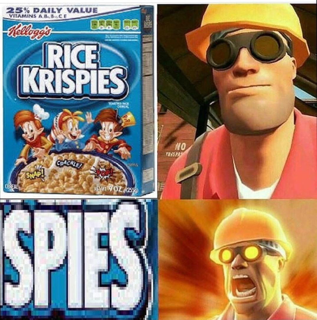 spies... - meme