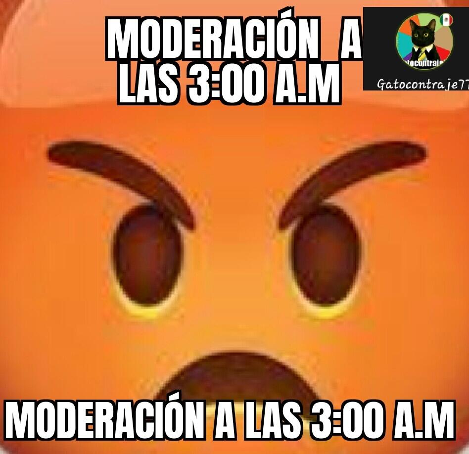 Aaaaaaaaaa esta va pal mod - meme