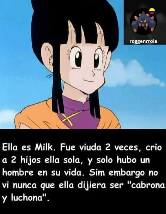 Sé cómo Milk - meme
