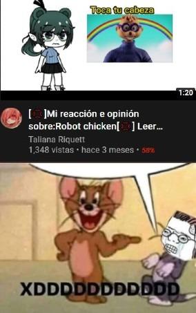 Mando el link del video en los comentario para que la joden - meme