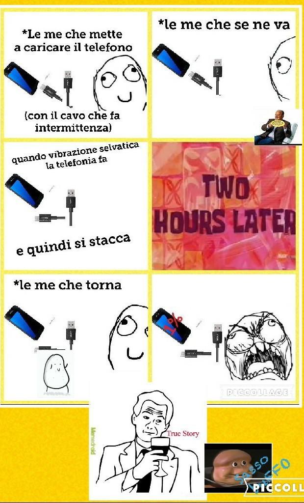 True story FALLO PASSARE SENÒ POI (pomodoro condito)#Ciao - meme