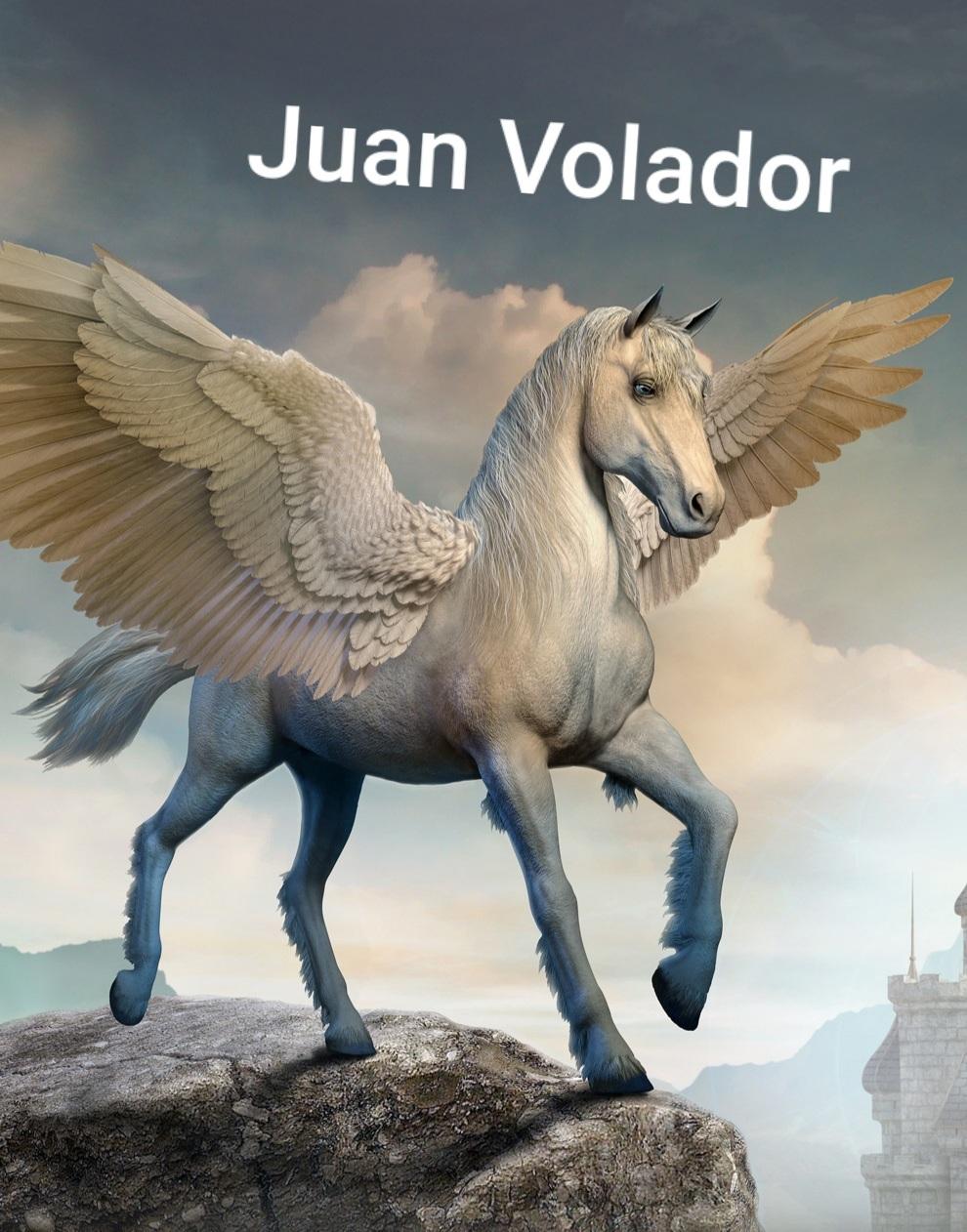Juan volador - meme