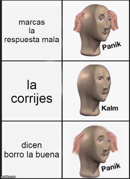 momento klase - meme