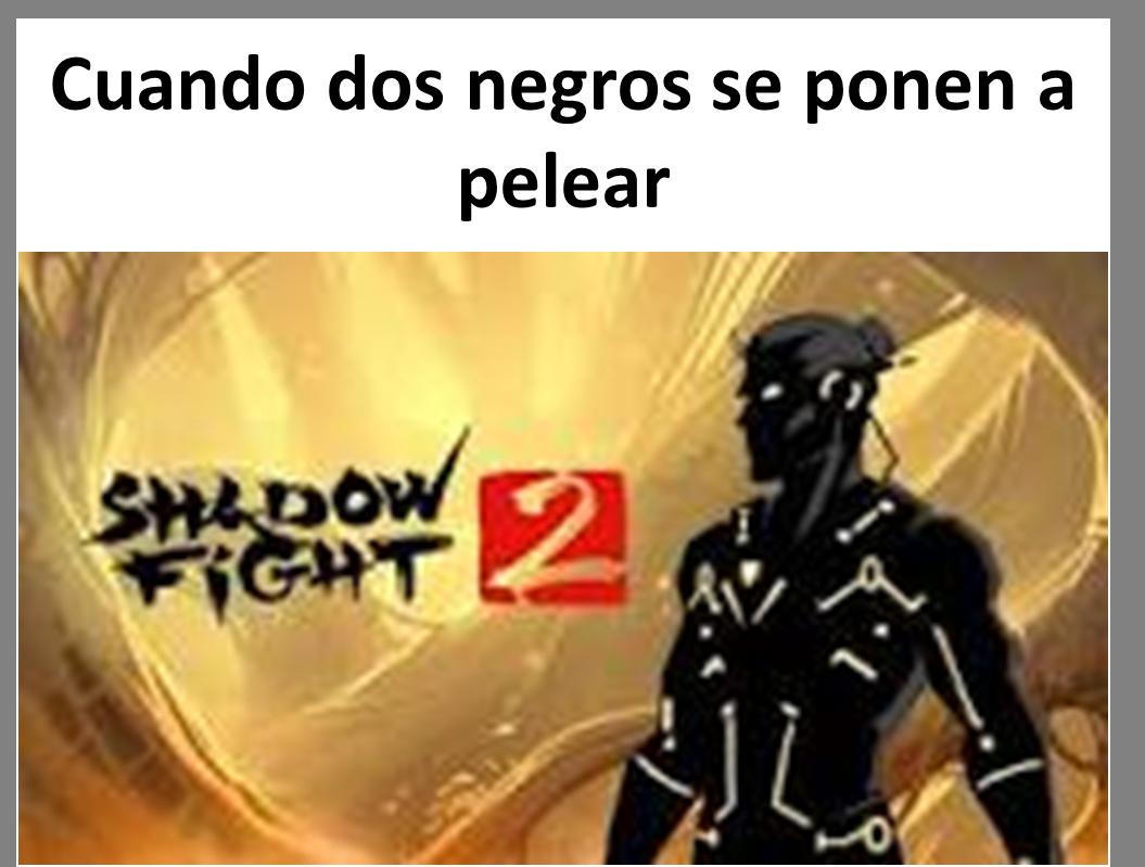 Eso es racismo Xd - meme
