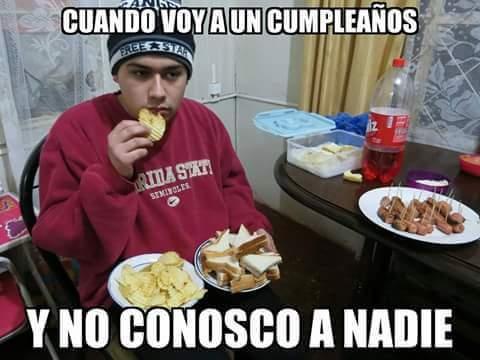 Like Si Te Gusta Comer ;) - meme