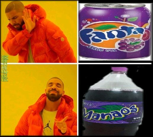 Manaos - meme