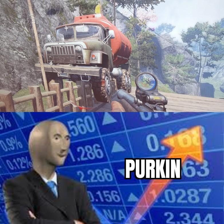 Purkin - meme