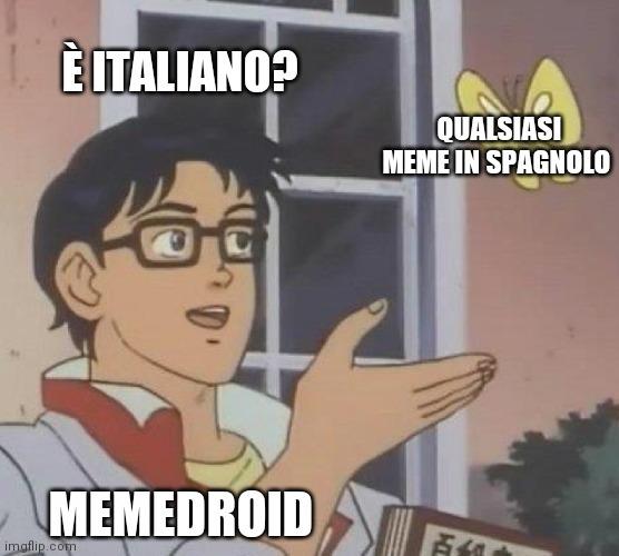 Mamma mia però, ogni volta... - meme