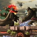 Nintendo Studios: Bowser vs Kong