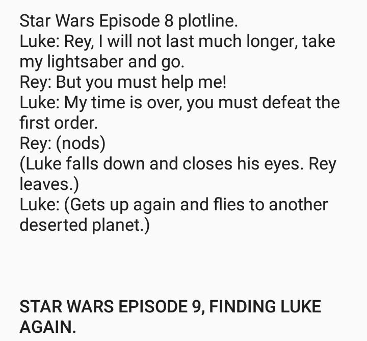Oh Luke - meme