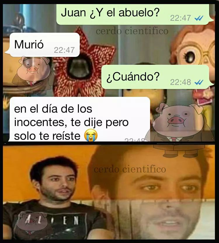 Pobre Juan - meme