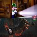 Luigi revivio, aleluha