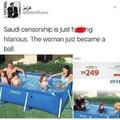 censored fucking for irony