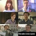 -Pobre Peter Parker.-- Dr. Connors.
