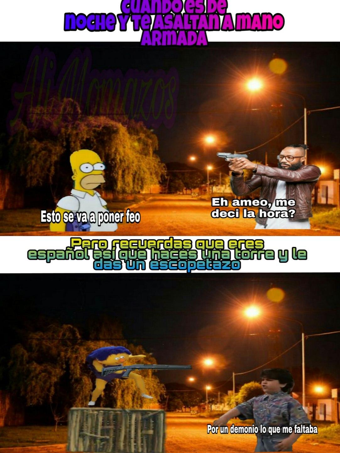 Los españoles seguramente den negativo xd - meme