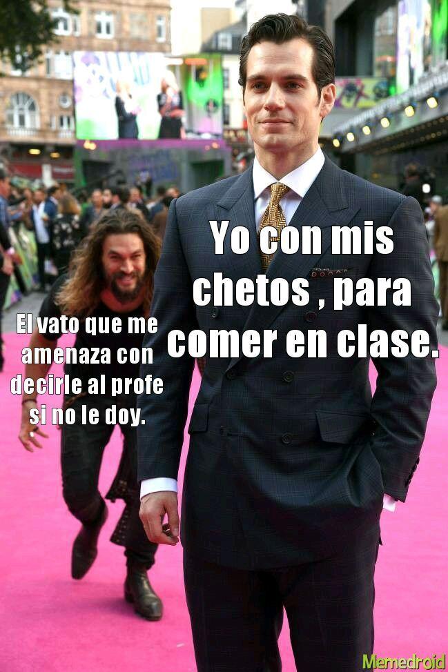 #la realidad >:v - meme