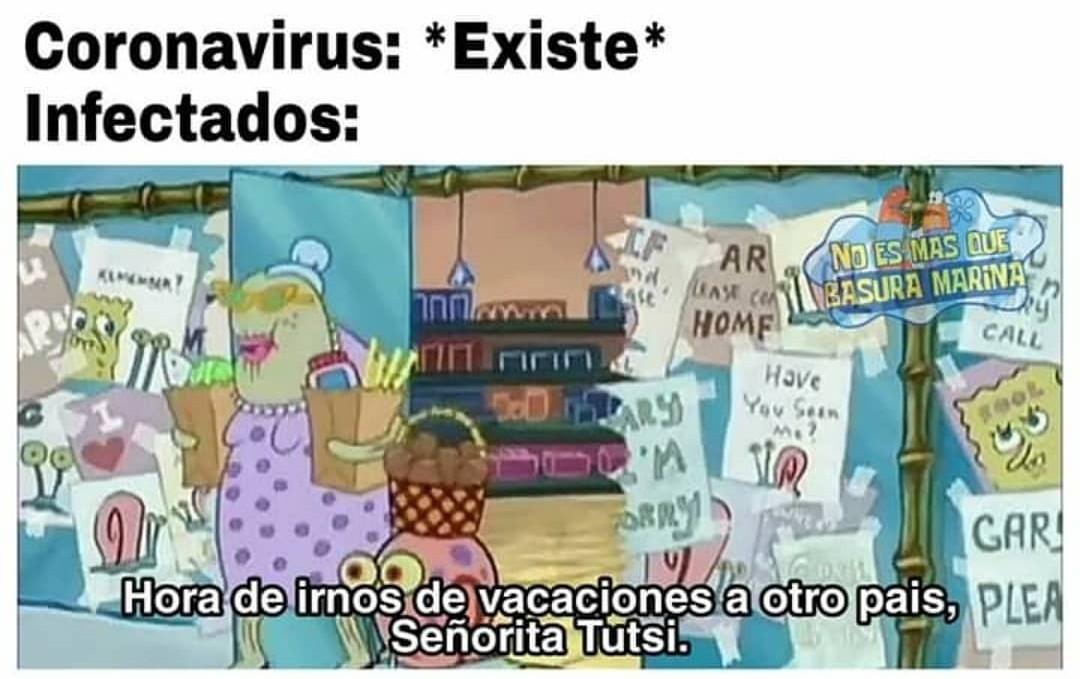 Vamos a argentina señora tutsi - meme