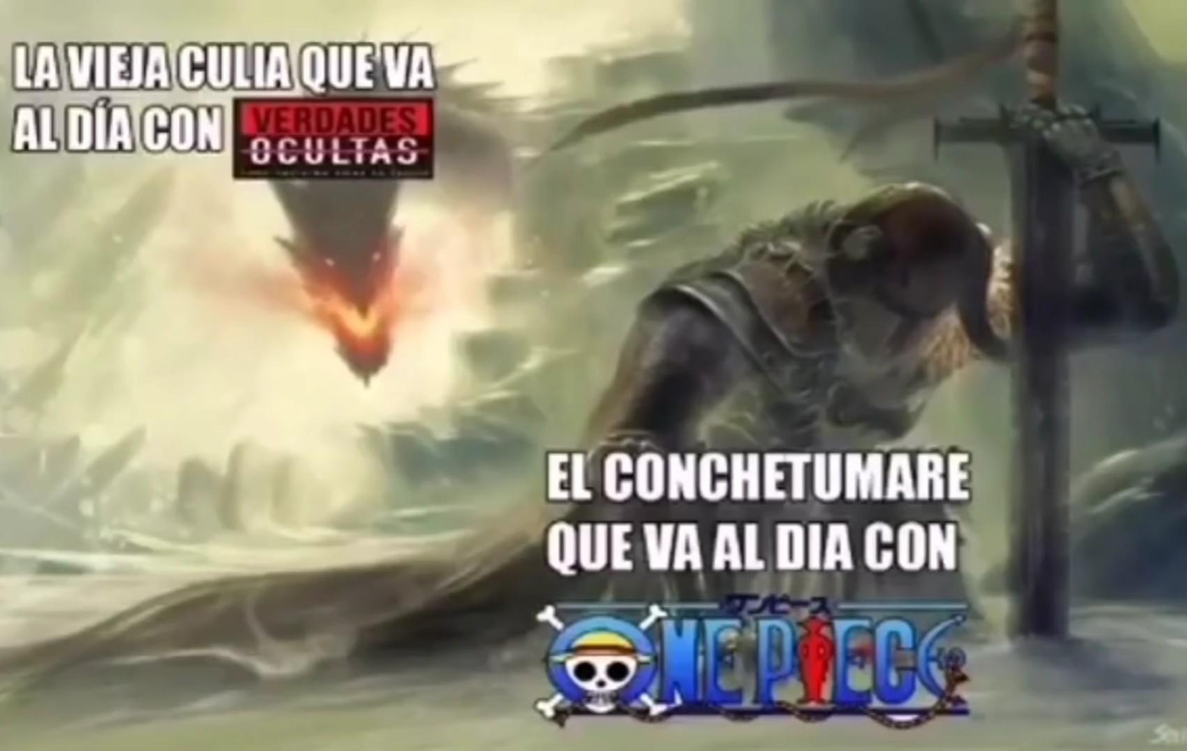 Es una serie Chilena eterna - meme